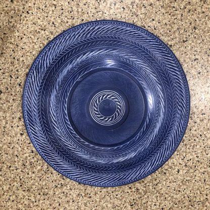 Morocco Blue Bowl bottom